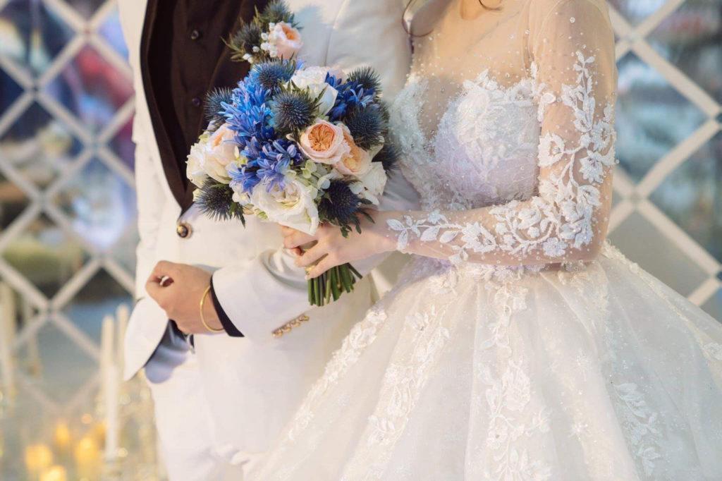 Chi phí trang phục cưới